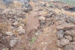 Pase de agua en SL PG 62 Matos Cruz de la Reina