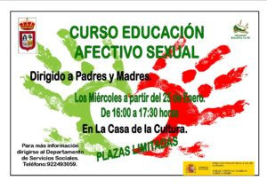 Cartel cuso Afectivo sexual A3