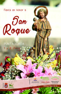 Cartel San Roque web