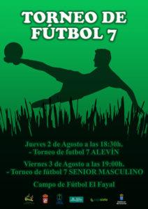 Cartel futbol 7