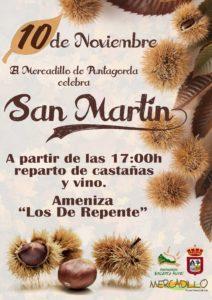 Cartel San Martin WEB