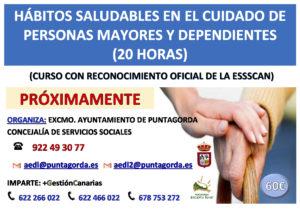AUX GERONTOLOGIA PROXIMAMENTE PUNTAGORDA 2019