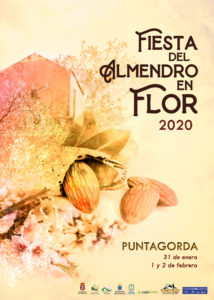 DISEÑO DEL CARTEL FIESTA DEL ALMENDRO EN FLOR-2020