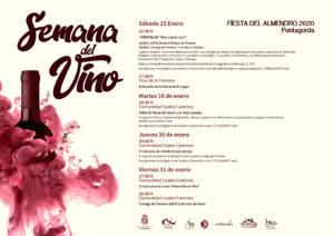 Programa Semana del Vino 2020 IMPRENTA